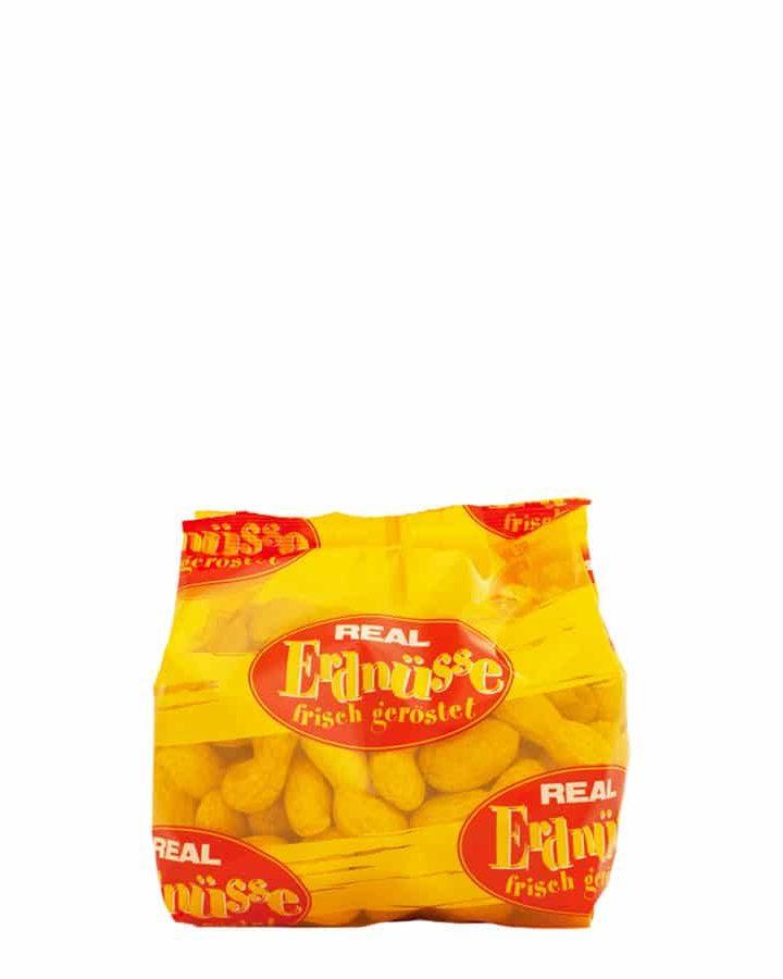 250g REAL-Erdnussbeutel aus eigener Röstung mit bester Qualität (Israel jumbo white)