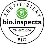 Bio Inspecta zertifiziert